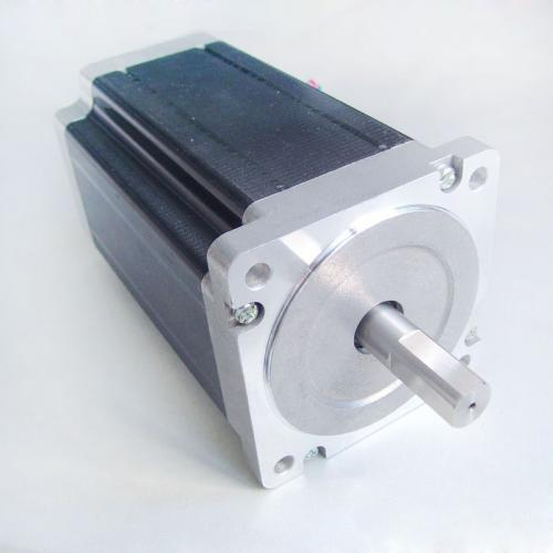 Nema 34 size 86mm stepper motor for Stepper motor step size